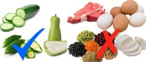 Диета при болезни почек и мочекаменной болезни: меню и рецепт