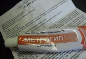 Метрогил - аналог Метронидазола