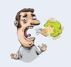 Что такое аэрофагия? Лечение народными средствами