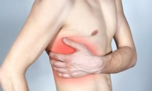 болевые ощущения в районе крайнего ребра