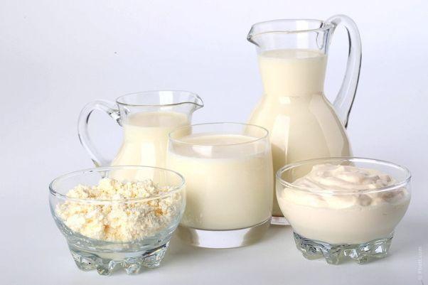 Фото молочных продуктов