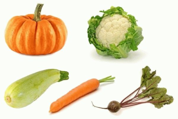 Овощи разрешенные при панкреатите