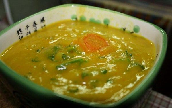 суп при гастрите