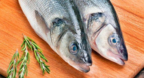 Разрешенные виды рыбы