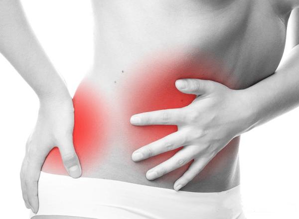 При пиелонефрите болит правый бок со спины