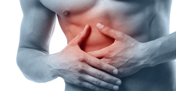 Боль в зоне желудка и левого подреберья