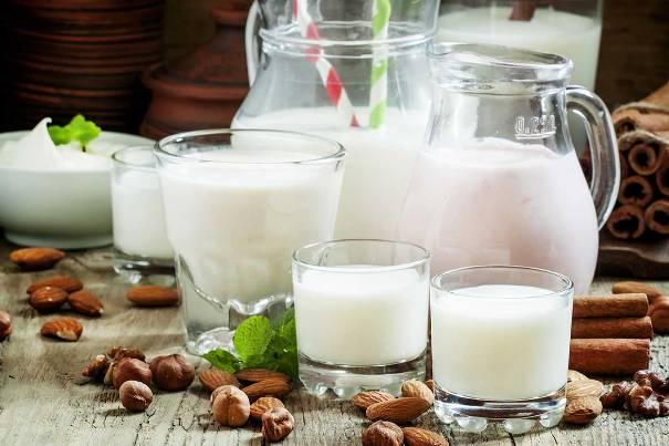 Кефир, йогурт, ряженка