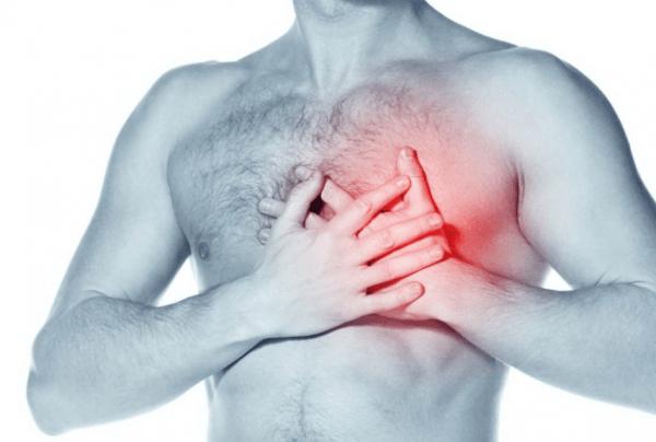 Кардиалгическая форма. Боли в сердечной мышце