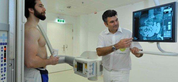 Ирригоскопия кишечника