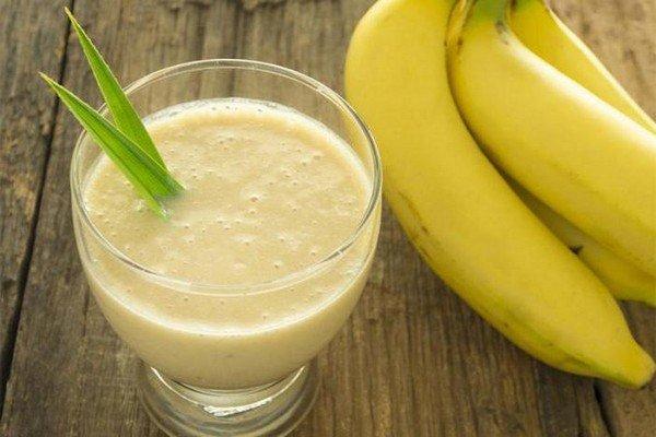 банановый сок при гастрите