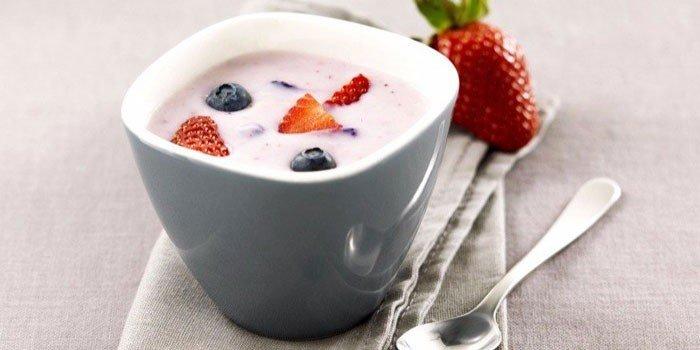Можно ли есть йогурт при гастрите?