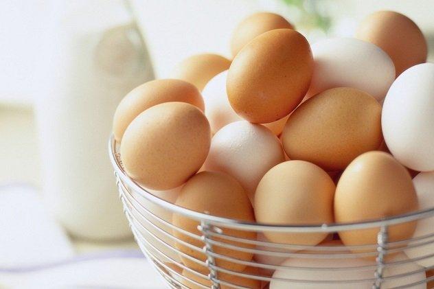 куриные яйца при гастрите