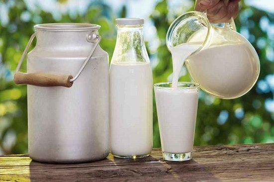 Молоко при гастрите желудка