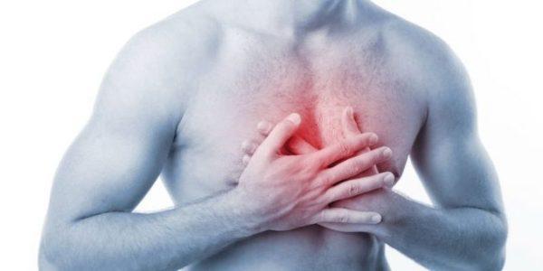Жжение в груди при гастрите