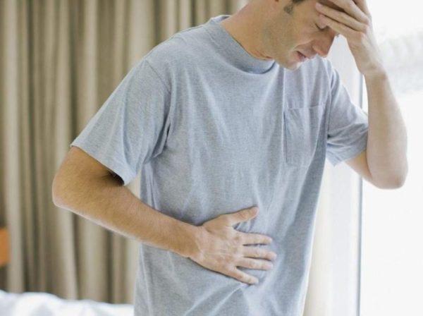 Головная боль при гастрите