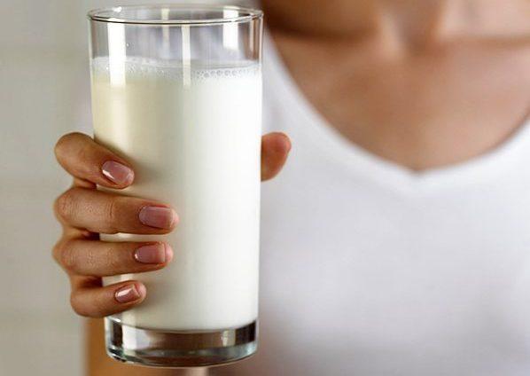 Молоко при язве желудка