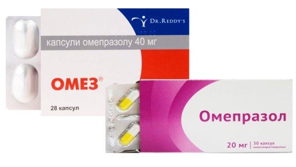 Правила применения Омепразола при панкреатите