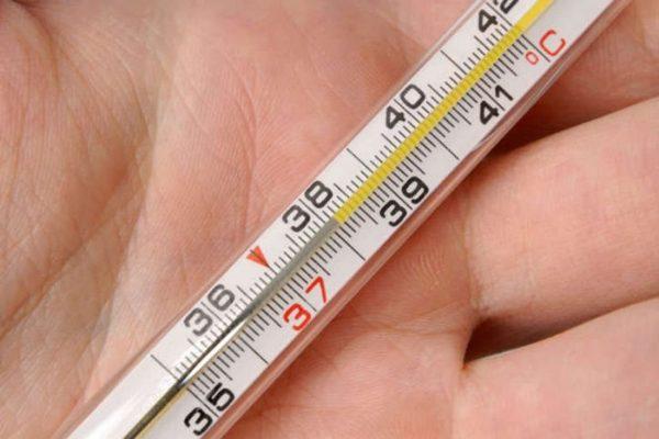Температура при холецистите
