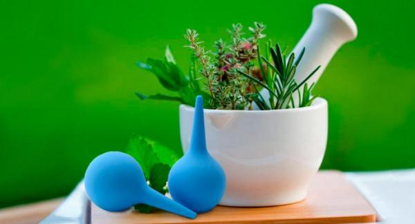 Микроклизмы травяные лечебные