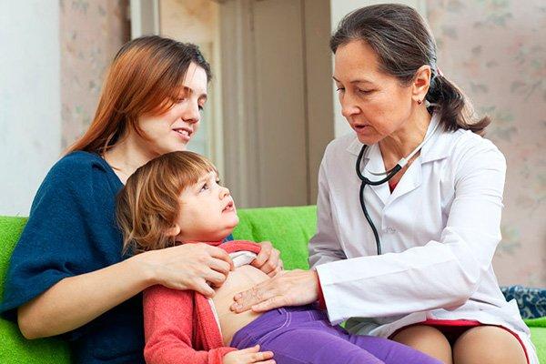 Диагностика гастрита у детей
