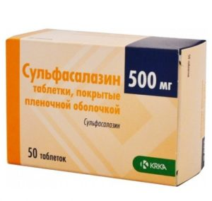 Таблетки для лечения колита