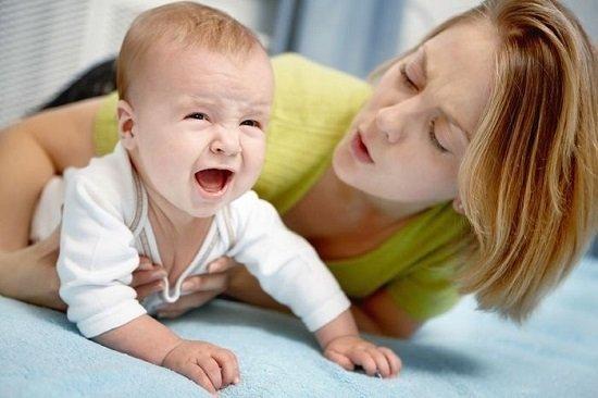 Стафилококковый энтероколит у детей