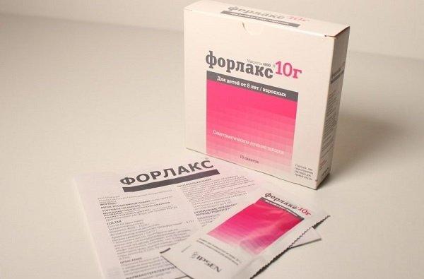 Форлакс для очищения кишечника: действие, инструкция и аналоги