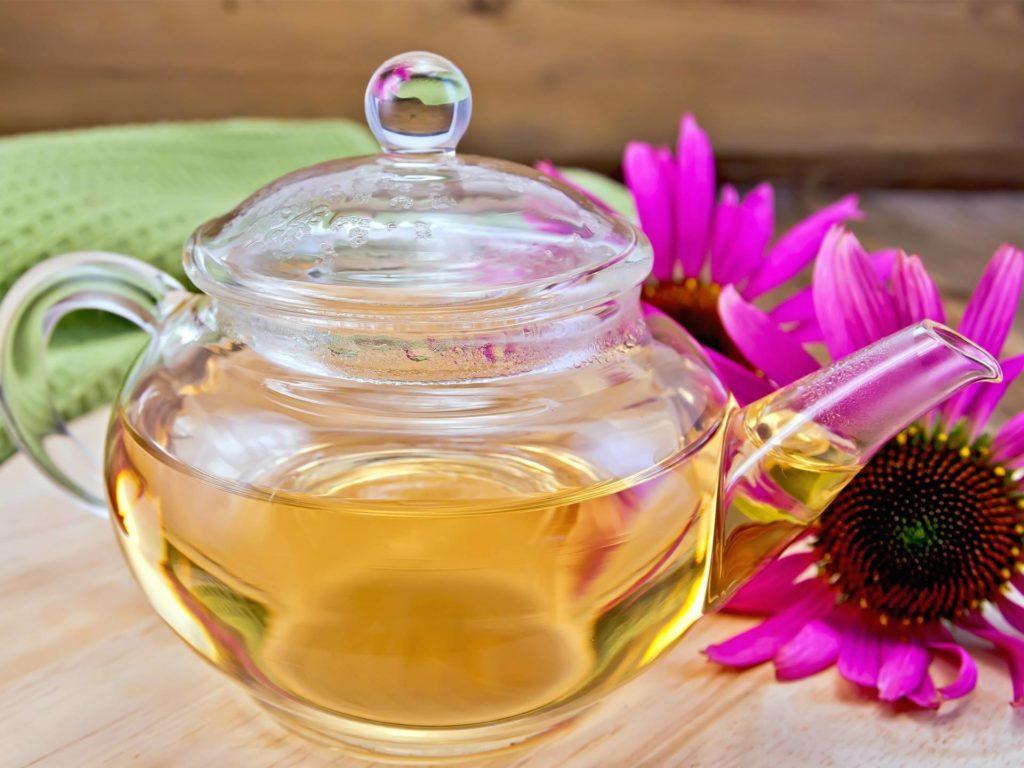 5 видов травяных чаев и отваров и их невероятная польза